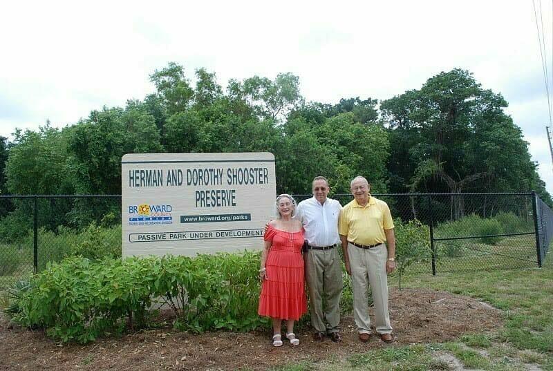 Herman and Dorothy Shooster Preserve