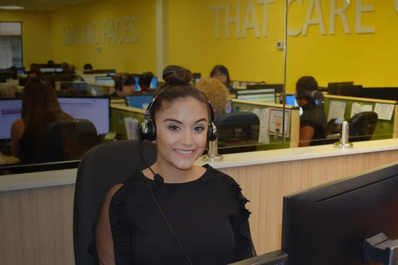 Answering Services Operator